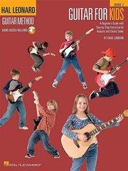 Hal Leonard Guitar Method - Guitar for Kids 2