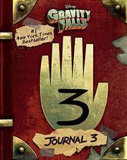 Disney Gravity Falls Journal 3