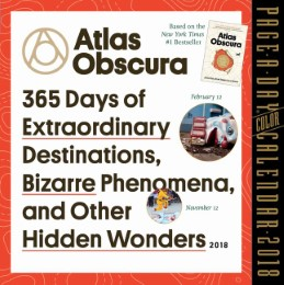 Atlas Obscura 2019