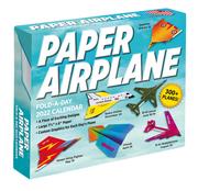 Paper Airplane Fold-a-Day - Papierflieger-Faltvorlage für jeden Tag 2022