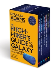 The Hitchhiker's Guide to the Galaxy Boxset