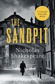 The Sandpit - Cover
