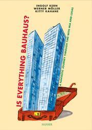 Is everything Bauhaus?