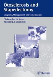 Otosclerosis and Stapedectomy