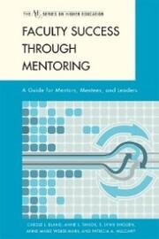 Faculty Success through Mentoring