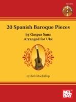 20 Spanish Baroque Pieces by Gaspar Sanz