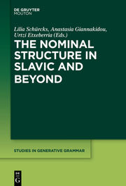 The Nominal Constructions in Slavic and Beyond