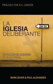 La Iglesia deliberante - Cover