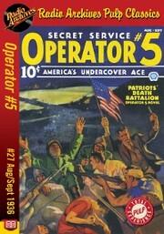 Operator 5 eBook 27 Patriots' Death Ba