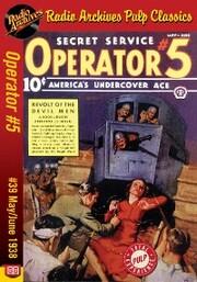 Operator 5 eBook 39 Revolt of the Devi