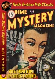 Dime Mystery Magazine - You'll Freeze in