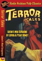 Terror Tales - Satan's Mad Surgeons