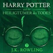 Harry Potter und die Heiligtümer des Todes - Cover