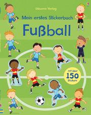 Mein erstes Stickerbuch: Fußball - Cover