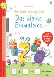 Mein Wisch-und-weg-Buch: Das kleine Einmaleins - Cover