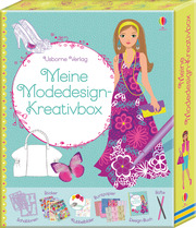 Meine Modedesign-Kreativbox - Cover
