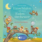 Einschlafen mit dem Eulen-Orchester - Cover