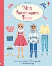 Mein Anziehpuppen-Traum - Cover