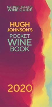 Hugh Johnson's Pocket Wine Book 2020