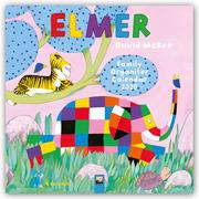 Elmer Family Organiser - Elmar Familienplaner 2020