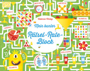 Mein bunter Rätsel-Rate-Block - Cover