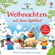 Nina und Jan: Weihnachten auf dem Apfelhof