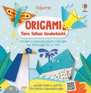 Origami - Tiere falten kinderleicht