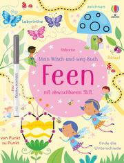 Mein Wisch-und-weg-Buch: Feen