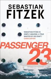 Passenger 23 - Cover