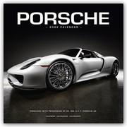 Porsche 2022 - Cover