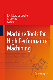 Machine Tools for High Performance Machining