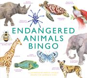 Endangered Animals Bingo