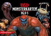 Dungeons & Dragons - Monsterkarten HG 0-5