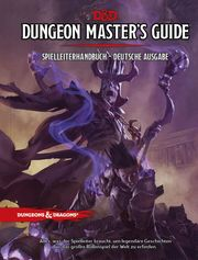 Dungeons & Dragons Game Master's Guide - Spielleiterhandbuch