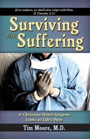 Surviving the Suffering - Cover