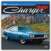 Dodge Charger 2022 - 16-Monatskalender