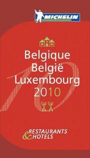 Belgique/Belgie/Luxembourg 2010