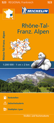 Rhône-Tal/Französische Alpen