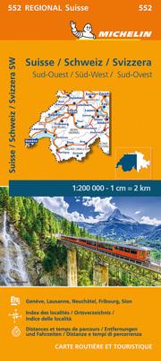 Michelin Schweiz Süd-West