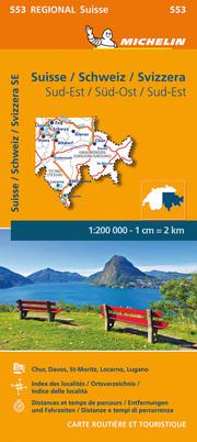 Michelin Schweiz Süd-Ost