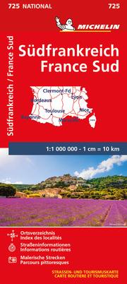 Michelin Südfrankreich/France Sud