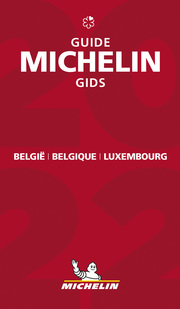 Michelin Belgique & Luxembourg 2022
