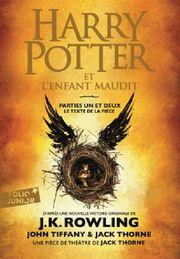 Harry Potter et l'enfant maudit - Parties I et II - Cover