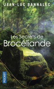 Les Secrets de Brocéliande - Cover