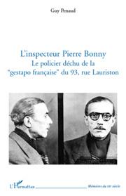 L'inspecteur Pierre Bonny