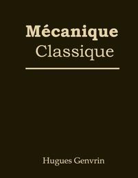 Mécanique classique