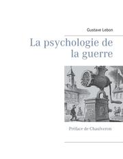 La psychologie de la guerre