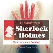 Scandale en Bohême, une enquête de Sherlock Holmes