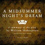 A Midsummer Night's Dream by William Shakespeare - summary