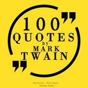 100 quotes by Mark Twain